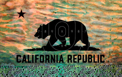 Ellwood T. Risk, 'California Republic', 2015