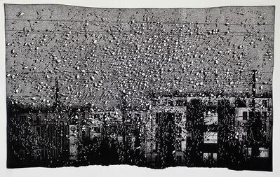 Nicolas Poignon, 'En face - Les Immeubles', 2017