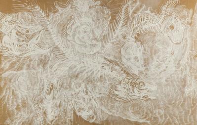 Hyman Bloom, 'Fish Skeletons', 1956