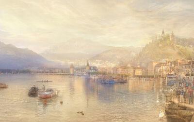 Hiroyuki Masuyama, 'J.M.W. Turner Lucerne From The Lake', 2014
