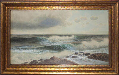 George Howell Gay, 'Coastal Seascape', 1880-1920