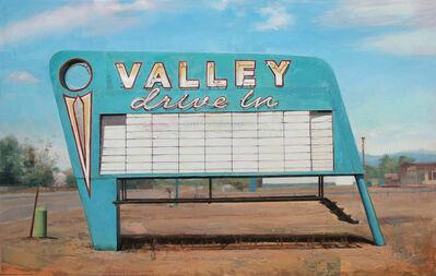 Jason Kowalski, 'Valley Drive In', 2017
