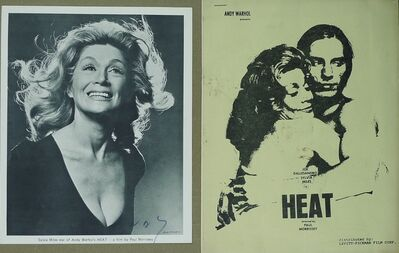 Andy Warhol, 'HEAT', 1972