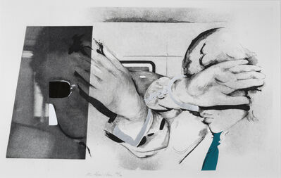 Richard Hamilton, 'Swingeing London 67', 1968