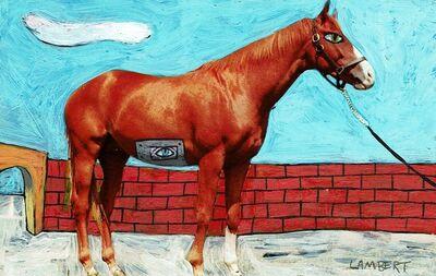 David Lambert, 'Trojan Horse', 2020