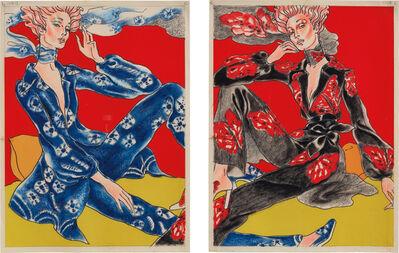 Antonio Lopez, 'Untitled (Donna Mitchell)', 1971