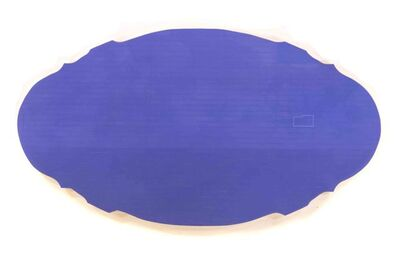 Richard Martinez, 'New Ultra Blue', 2014