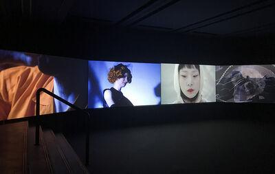 Yuan Keru 袁可如, 'Fleeting strangers', 2017