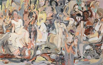 Cecily Brown, 'Untitled (Blood Thicker Than Mud)', 2012