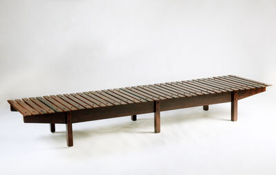 Sergio Rodrigues, 'Mucki Bench ', 1958