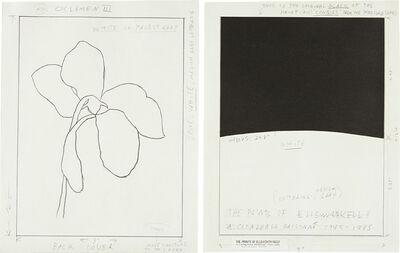 Ellsworth Kelly, 'Untitled', 1987