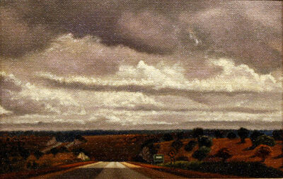 Joice M. Hall, 'Driving South #30'