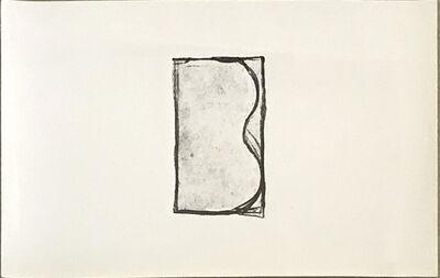 "Emilio PRINI, 'Untitled (da""X Edizioni"") ', 1989"