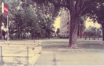 Luigi Ghirri, 'Milano', 1987