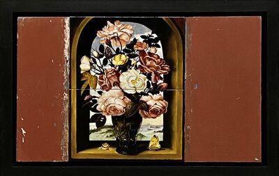 Tim Merrett, 'Excavation 01 ( from Bosschaert - 1618) ', 2020