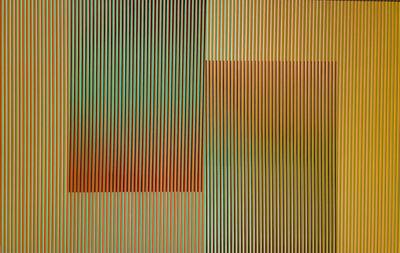 Carlos Cruz-Diez, 'Physichromie 856', 1976