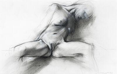 Ernest Pignon-Ernest, 'Etude de nu', 1975