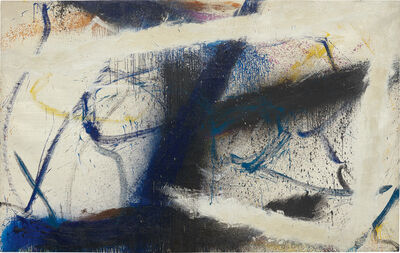 Norman Bluhm, 'Flamberge', 1963