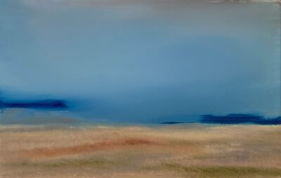 Chad Olsen, 'Wildfire smoke sky study II', 2020