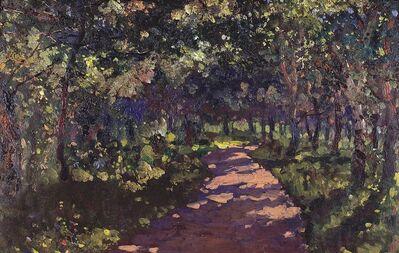 Vasily Leontevich Martynov, 'Pathway', 1911