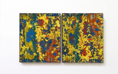 Rainer Gross, 'Brown Twins', 2006