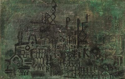 Augusto Torres, 'Lineal verde', ca. 1935