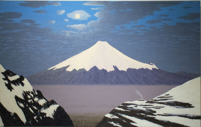 Bill Sullivan, 'View of Cotopaxi ', 1982