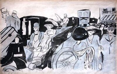 Juan Gris, 'Paris', ca. 1909