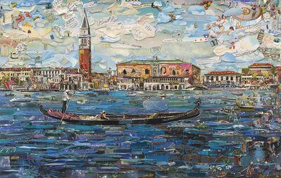 Vik Muniz, 'Venice (Postcards from Nowhere)', 2014