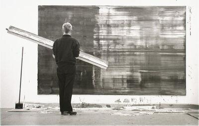 Benjamin Katz, 'Gerhard Richter', 1994
