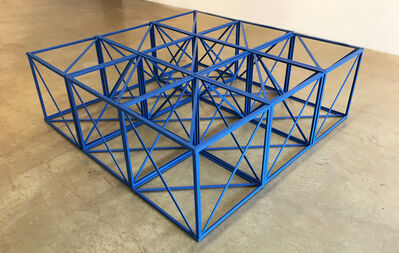 Rasheed Araeen, 'Nine', 1968