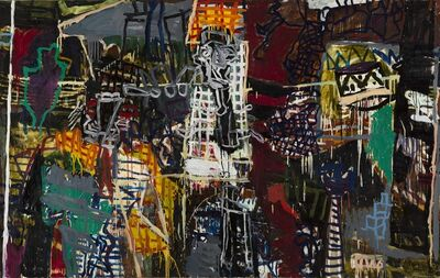 Suzanne Archer, 'Big Bad Banksia Man', 1993