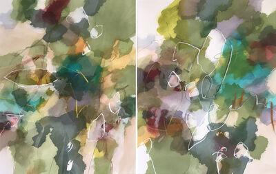 Cynthia Knapp, 'Arboretum Diptych', 2019