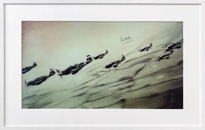 Gerhard Richter, 'Mustang-Staffel (Mustang Squadron)', 1964/2005