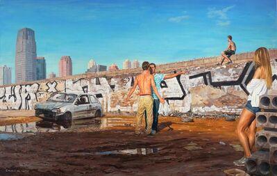 Michele Del Campo, 'Al otro lado', 2011