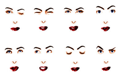 Lynn Hershman Leeson, 'Agent Ruby (detail graphic)', 1996-2002