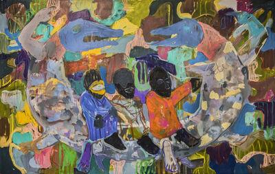 Gresham Tapiwa Nyaude, 'Life in our own hands? ', 2019