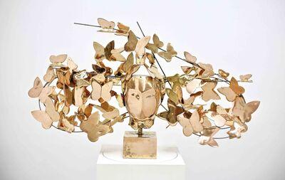 Manolo Valdés, 'Mariposas Doradas ', 2017