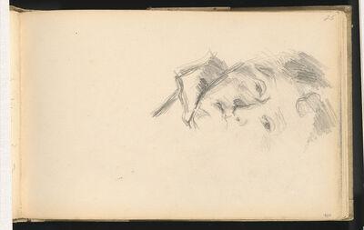 Paul Cézanne, 'Madame Cézanne', 1897/1900