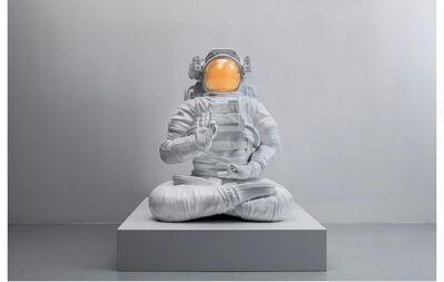 Joseph Klibansky, 'White Universe', 2019