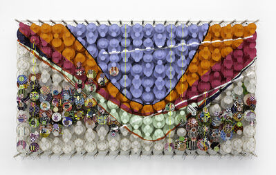 Jacob Hashimoto, 'The Fate of All Good Wishes', 2020