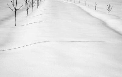Abbas Kiarostami, 'Snow No. 35', 2002