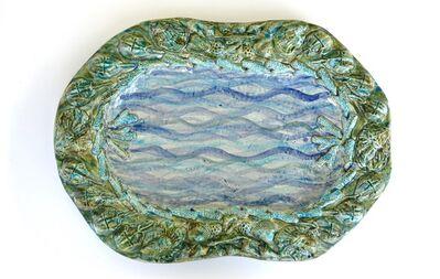 Jennifer Clifford Danner, 'Horseshoe Crab Platter', 2018