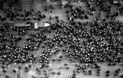 Margaret Bourke-White, 'Hats in the Garment District, New York', 1930