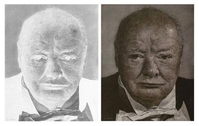 Li Shun, 'Untitled - Winston Churchill'