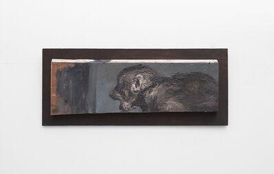 Johann Louw, 'Klein bobbejaan', 2017