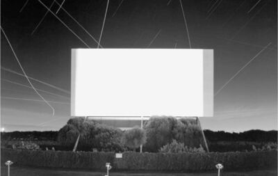 Hiroshi Sugimoto, 'Union City Drive-in Theater', 1993