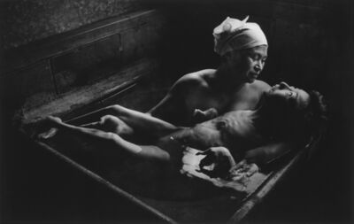 W. Eugene Smith, 'Tomoko Uemura in Her Bath, from Minamata', 1972
