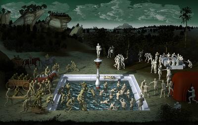 Miao Xiaochun 缪晓春, 'Fountain of Youth', 2007