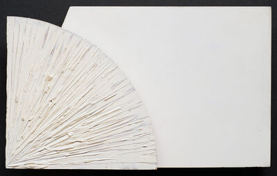 Ronald Langley Bloore, 'Untitled (Monumental Maquette)', 1985